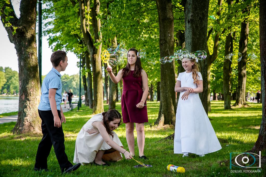 zdjęcia komunijne - Kraków - zdjęcia