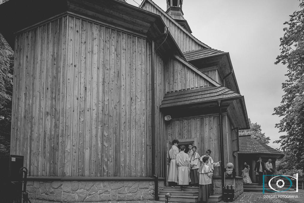 kościół pw. Św. Sebastiana w Wieliczce