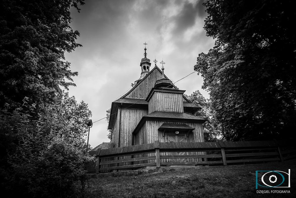 kościół w Wieliczce