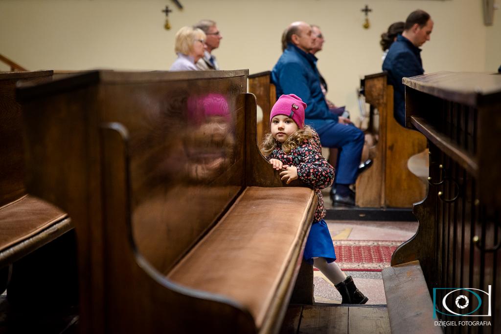 zdjęcia w kościele - chrzciny