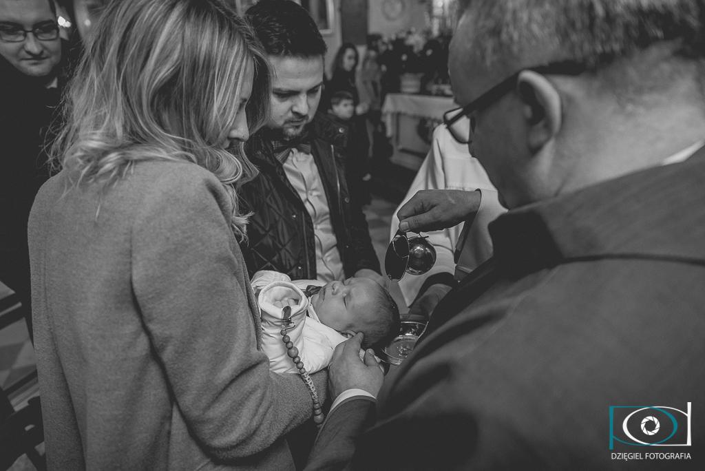 małopolska - fotograf na chrzest