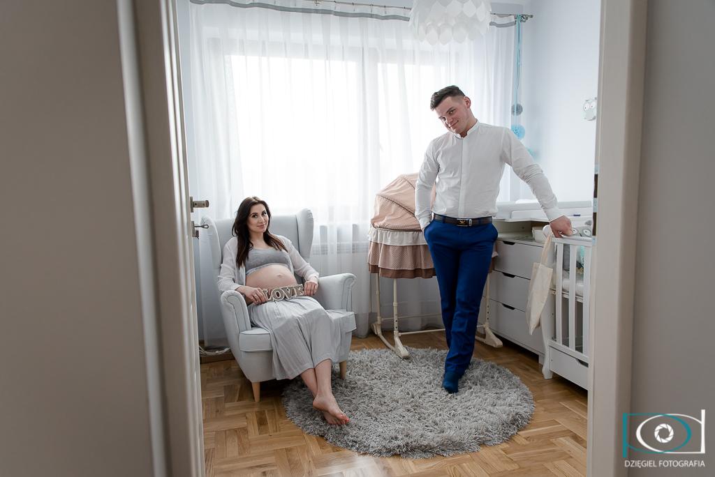 sesja ciążowa - Dąbrowa Górnicza