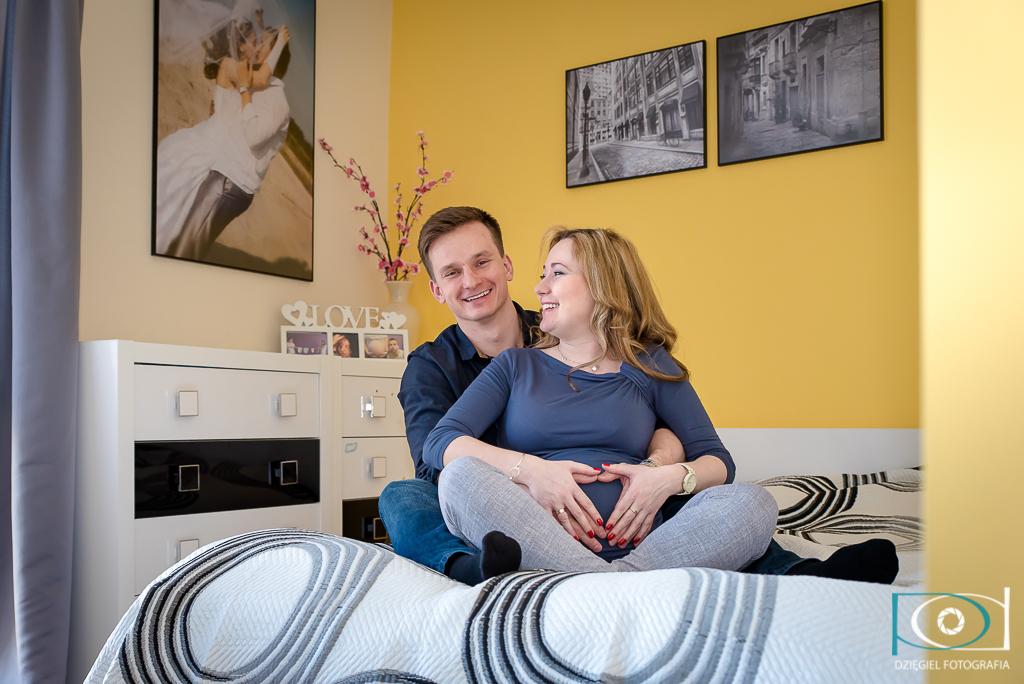 zdjęcia w ciąży - fotograf